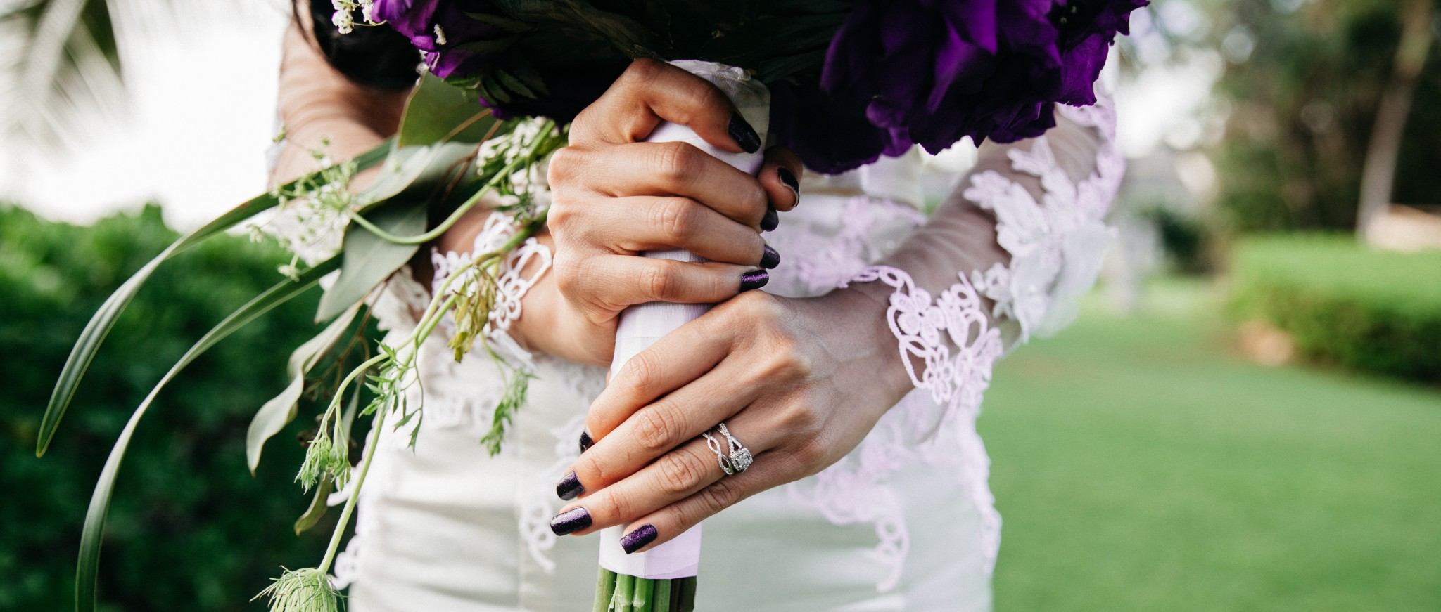 Nhu's Wedding Bouquet