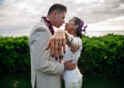 A photo of Nhu's wedding ring.