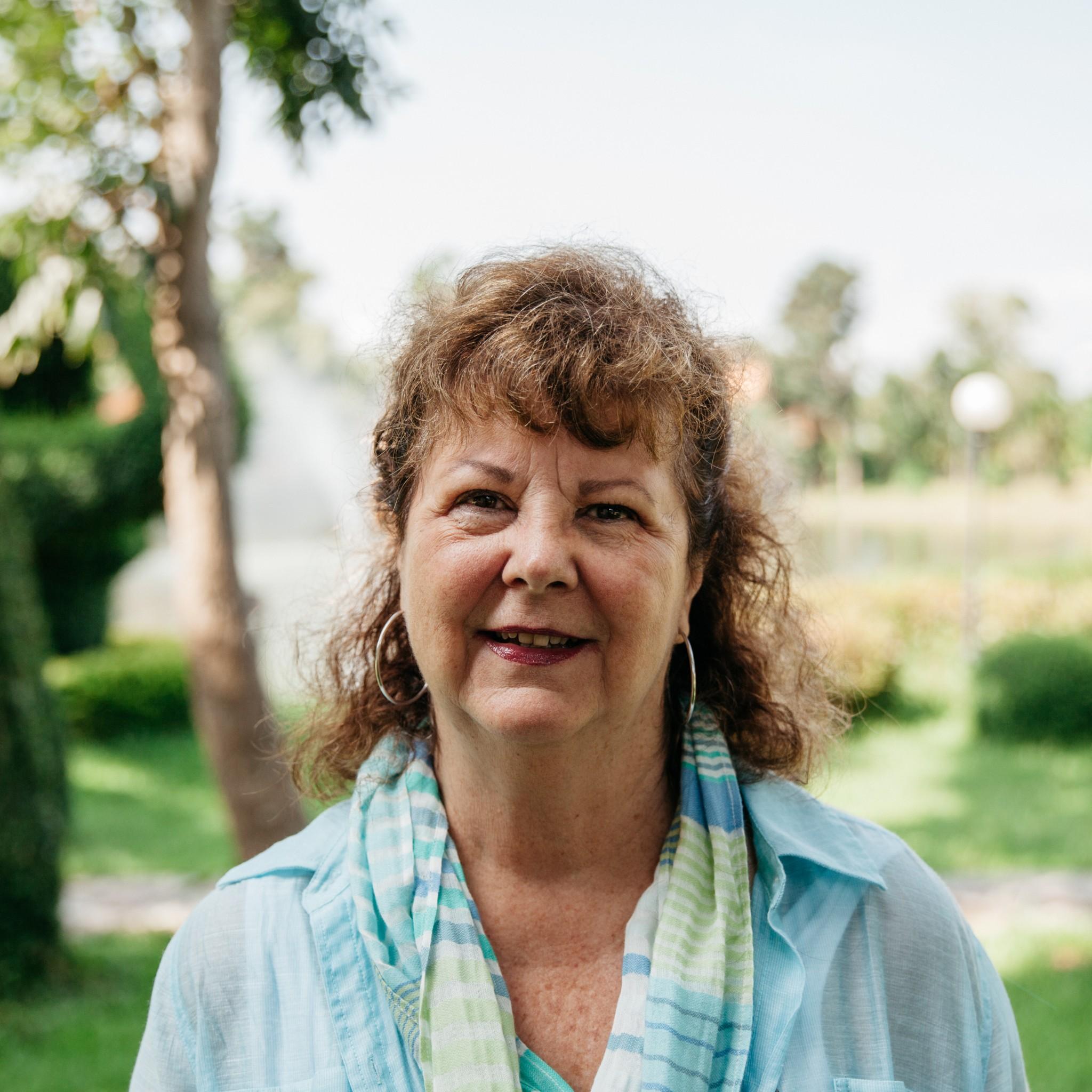 Barbara Kisley (Board Member Emeritus)