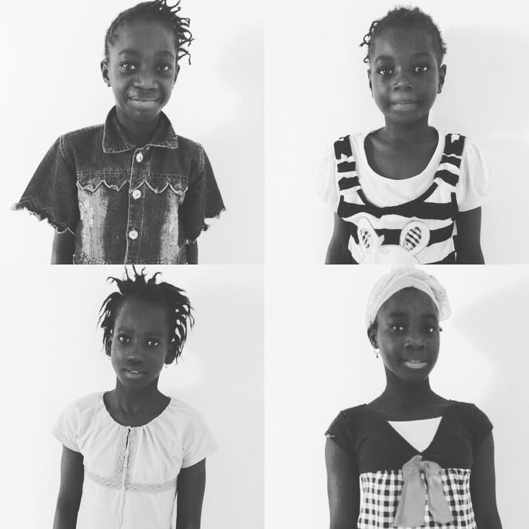 Gambia girls